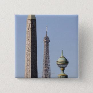 Egyptian Obelisk and lamp in Place de la Button
