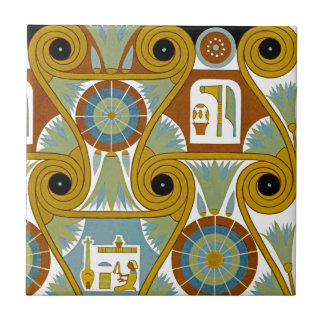 Egyptian Ornamnet #1 at Emporio Moffa Ceramic Tile