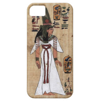 Egyptian Papyrus iPhone SE/5/5s Case