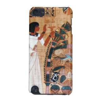 Egyptian Papyrus Reproduction Heiroglyphics IPod iPod Touch 5G Cover