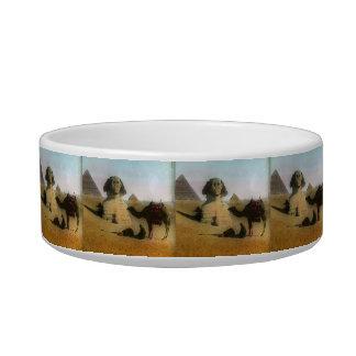 Egyptian Pet Bowl