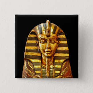 Egyptian Pharaoh Button