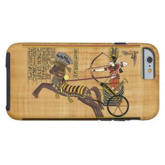 Egyptian Pharaoh Ramesses II & Chariot at Kadesh Tough iPhone 6 Case