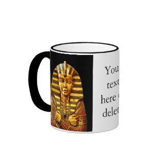 Egyptian Pharaoh Ringer Mug