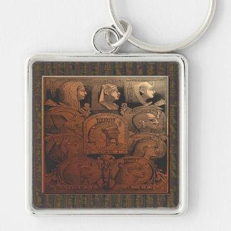Egyptian Pharaohs Key Chain