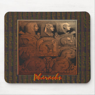 Egyptian Pharaohs Mouse Pad