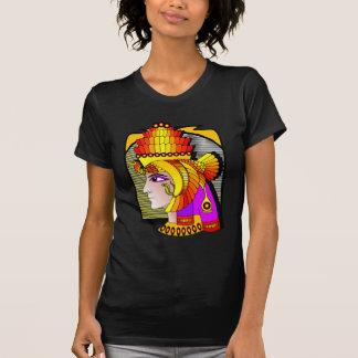 Egyptian Pharo Colorful Design Women's T-shirt