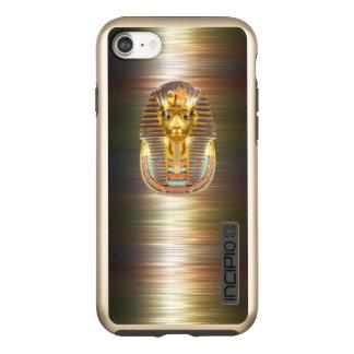 Egyptian Pharoah Graphic Design Incipio DualPro Shine iPhone 7 Case