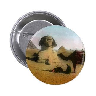 Egyptian Pinback Button