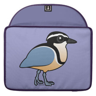 Egyptian Plover MacBook Pro Sleeve