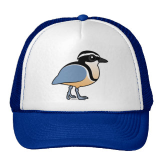 Egyptian Plover Trucker Hat