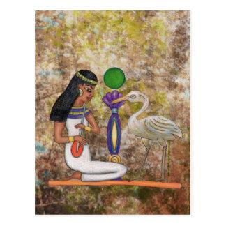 Egyptian Postcard