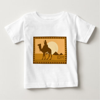 Egyptian Poster Baby T-Shirt