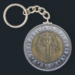 "Egyptian Pound Keychain<br><div class=""desc"">Egyptian Pound coin</div>"