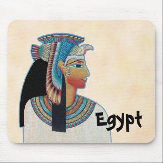 Egyptian Princess Mouse Pads