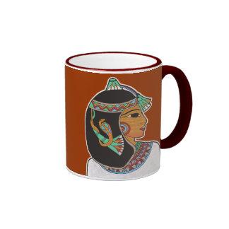 Egyptian Princess Mug