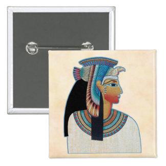 Egyptian Princess Pinback Button