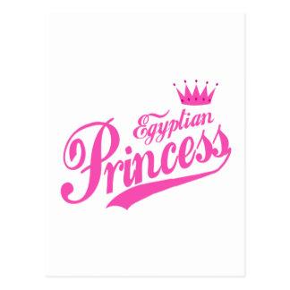 Egyptian Princess Post Cards