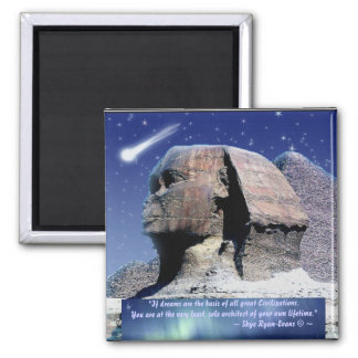 Egyptian PROPHECY Magnet