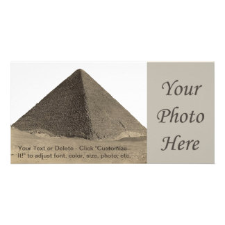 Egyptian Pyramid Photo Cards