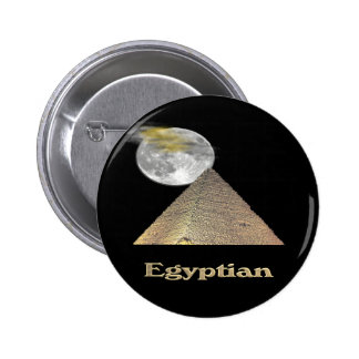 Egyptian pyramid  t-shirts and more 2 inch round button