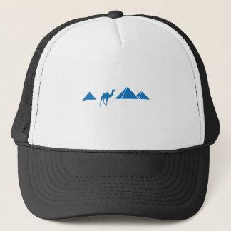 Egyptian Pyramids Trucker Hat