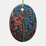 Egyptian Queen Ceramic Ornament