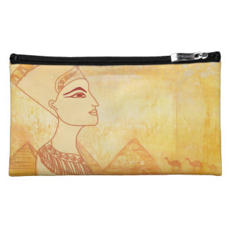 Egyptian queen Cleopatra Bagettes Bag Cosmetics Bags