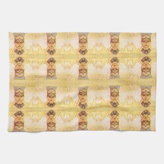 Egyptian queen Cleopatra TeaTowels Hand Towel