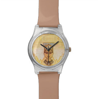 Egyptian queen Cleopatra watch