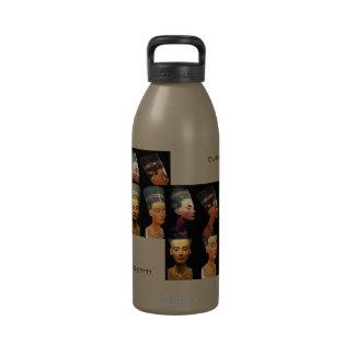 Egyptian Queen Nefretiti Water Bottle