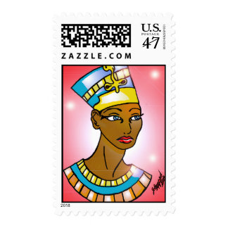 egyptian queen postage