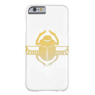 Egyptian scarab beetle. barely there iPhone 6 case