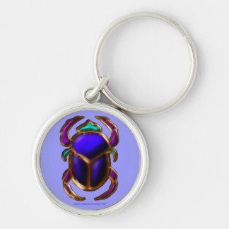 EGYPTIAN SCARAB BEETLE Key-Chain Collection Keychain