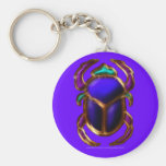 EGYPTIAN SCARAB BEETLE Keychain Collection