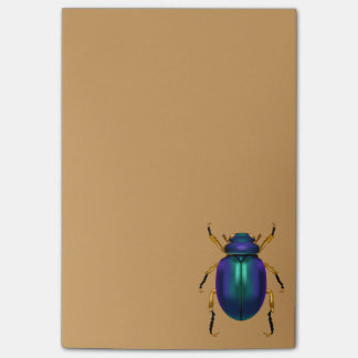 Egyptian Scarab Beetle Post-it Notes