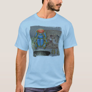 Egyptian Scarab Book of the Dead T-Shirt