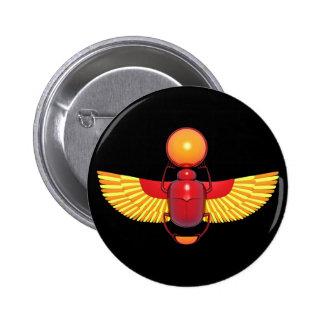 Egyptian Scarab Pin