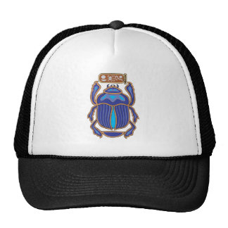 Egyptian Scarab Dung Dung Beetle Trucker Hat