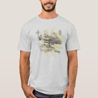 Egyptian sky grunge T-Shirt