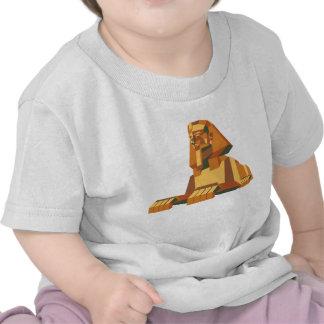 egyptian Sphinx creature Shirts