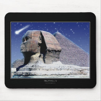 EGYPTIAN SPHINX PROPHECY Mousepad