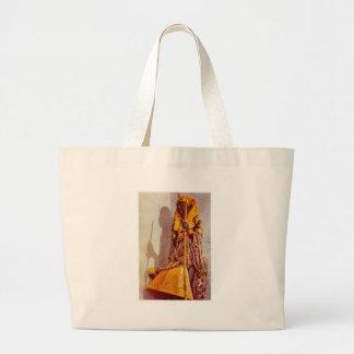 egyptian statue bag