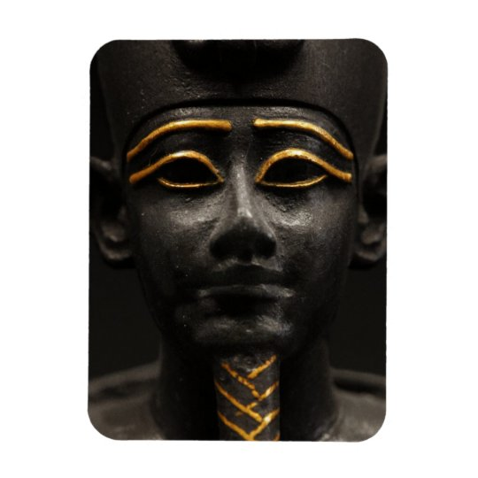 Egyptian Statue of Osiris Magnet