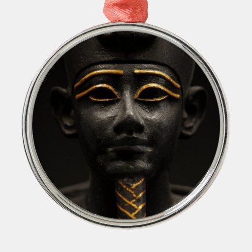 Egyptian Statue of Osiris Ornament
