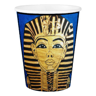 Egyptian Style Paper Cup