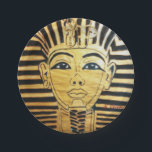 "Egyptian Style Paper Plates<br><div class=""desc"">Beautiful designed paper plates with an Egyptian Style Theme!</div>"