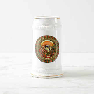 Egyptian Sun God Ra Beer Stein