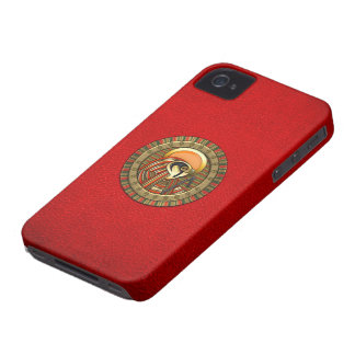 Egyptian Sun God Ra iPhone 4 Case