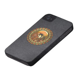 Egyptian Sun God Ra iPhone 4 Case-Mate Case